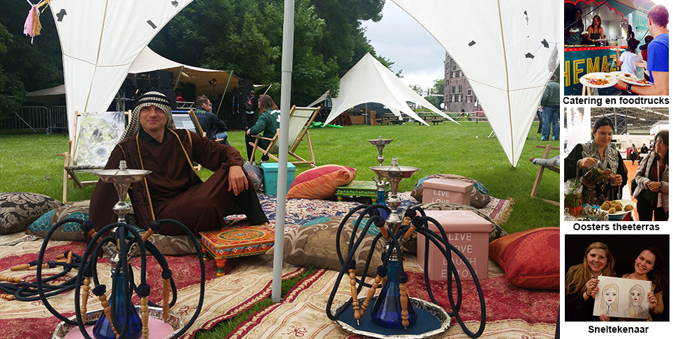 Sheesha roken workshop